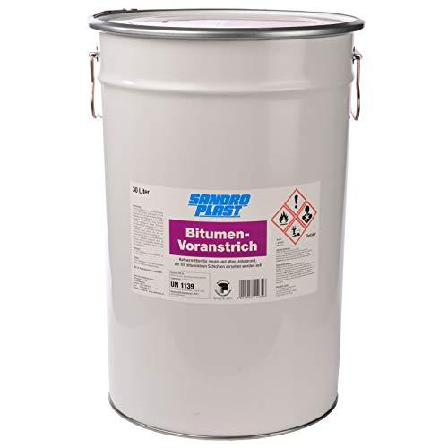SANDROPLAST Bitumen Voranstrich 30 Liter