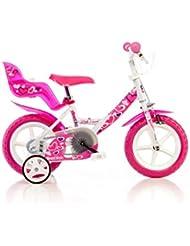 WDK Partner - A0901940 - Vélo pour Enfant - 1 Frein - 12 pouces