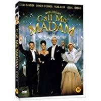 Call Me Madam (1953) UK Region 2 compatible ALL REGION DVD