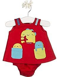 Tuc Tuc Mini Monster, Vestido para Bebés