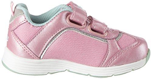 Lico - Starshine V, Scarpe da ginnastica Bambina Pink (ROSA/TUERKIS/SILBER)