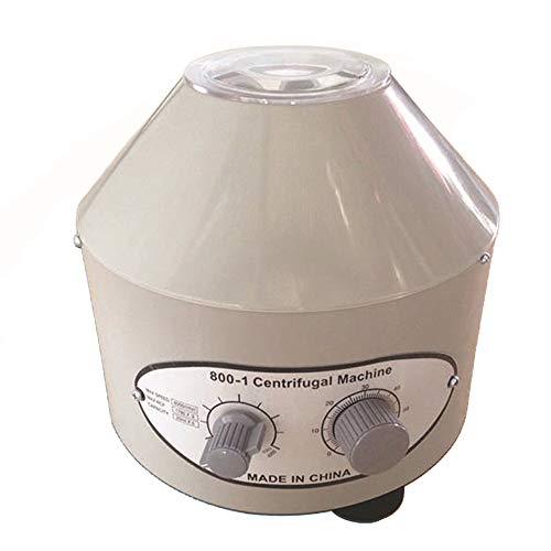 Fayelong Pratique de laboratoire électrique Centrifugeuse de laboratoire électrique Prp Isoler le sérum 4000rpm 1760g 6pcs 20 ml tube à centrifuger