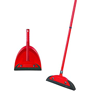 Vileda 1469 Super Feger Classic Broom With Telescopic