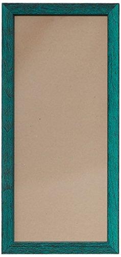 ArtToFrames 27,9x 38,1cm türkis Rustikal Barnwood Holz Bilderrahmen, 2wom0066–1343-yaqu-11X 15