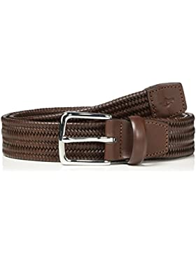 Dockers Iconic Clean Belt, Cinturón para Hombre