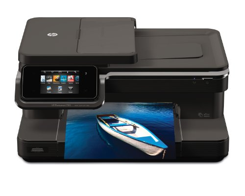 HP Photosmart 7510 e-All-in-One Multifunktionsgerät (Scanner, Kopierer, Drucker und Fax) -