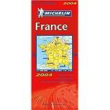 Carte routière : France, N°11721