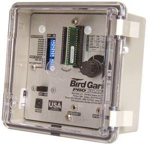 Bird Gard Pro Plus - Ahuyentador Industrial de Pájaros - EFICACIA DEMOSTRADA