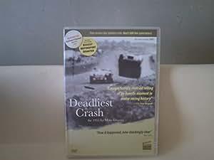 DEADLIEST CRASH THE 1955 LE-MANS DISASTER