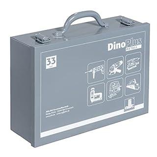 Allit machine case 490610 1 piece, grey
