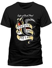 Beats & More - Camiseta - Cuello redondo - para hombre