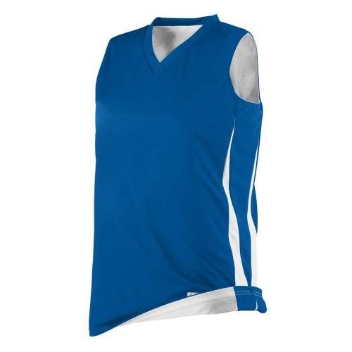 Augusta Sportswear WOMEN'S REVERSIBLE WICKING GAME JERSEY