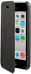 So'axess Moxie Étui folio ultra fin Slim pour iPhone 5C Noir