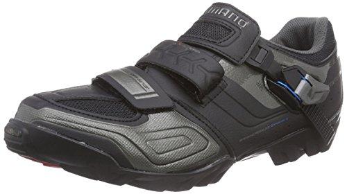 shimano-mtb-sport-schuhe-spd-sh-chaussures-de-cyclisme-pour-homme-schwarz-45-schwarz-black