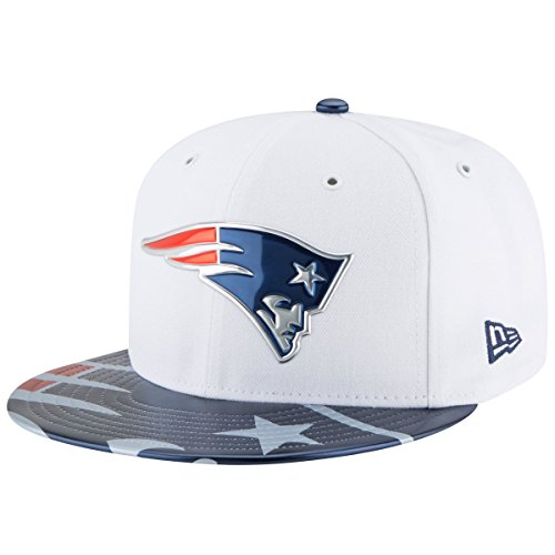 Patriots 2017 NFL Draft 59FIFTY Fitted Cap, 7 (Patriots-mütze-tom Brady)