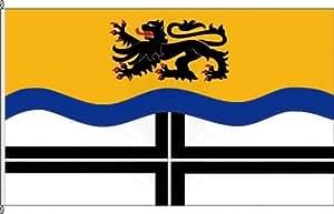 Bannerflagge Dormagen - 150 x 500cm - Flagge und Banner