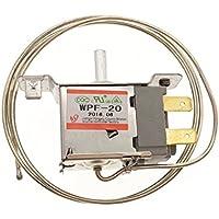 Saim AC 220V 6A wpf-20Gefrierschrank Kühlschrank Thermostat Terminal 2Pin