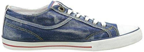 Kaporal Icare Herren Sneaker Blau - Blue (denim Blue)