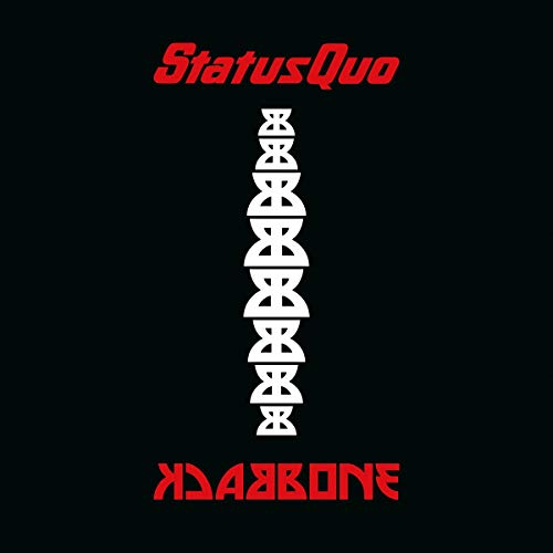 Status Quo - Backbone (Limited Box-Set inkl. CD Digipak, Bonus-CD, T-Shirt (Größe: L))