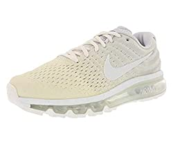 NIKE Damen Air Max 2017 Running 849560 Sneakers Turnschuhe (UK 7 US 9.5 EU 41, Phantom Off White 005)