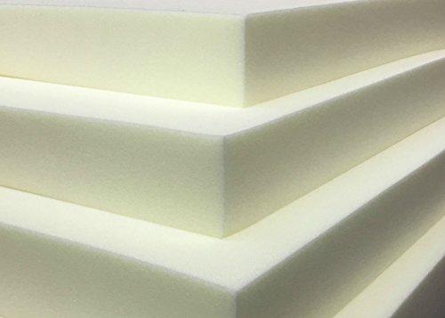 TOPSTYLE COLLECTION New Memory Foam verschnitte für Hundebetten und Kissen, 24 x 36 x 4 inches -