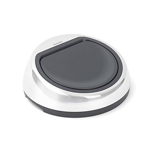 Brabantia Touch Bin Ersatz-Deckel - Glänzender Stahl, 50 Liter 50 L Touch Bin