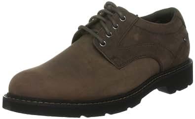 Rockport Charlesview Chaussures de ville homme - Marron (Marron foncé - V.1),44 FR
