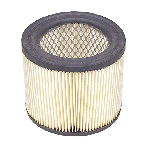 Shop Vac Faltenfilter (Patronenfilter, Filter) - Ø 146mm, Höhe: 127mm - hartnäckig und standhaft - 9039829 (Amazon Shop-vac)