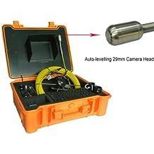 mabelstar Autonivelado 29 mm cámara de vigilancia cámara de seguridad sistema Metro Drian Tubo Cámara de