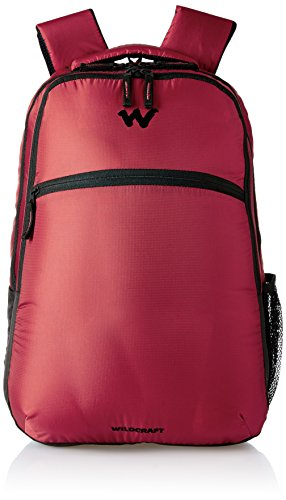 Wildcraft 21 Ltrs Red Laptop Backpack (AM LBP2)