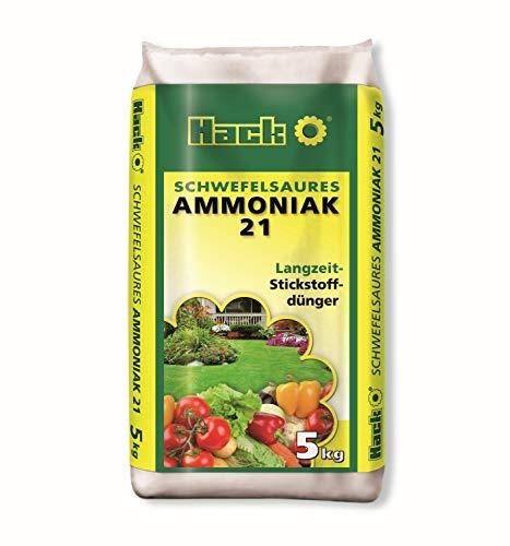 Hack Schwefelsaurer Ammoniak 5kg