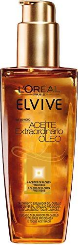 L'Oréal Paris Elvive Aceite Extraordinario - 100 gr