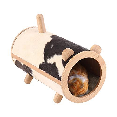SAUWERAY Home Wind Katzenstreu, Sisal Cat Catching Schwert, weich und komfortabel, Kratzfest