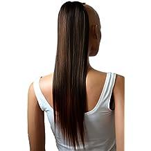 Coda finta per capelli corti