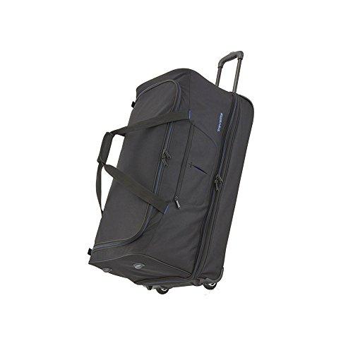 travelite Basics Reisetasche auf Rollen 55cm schwarz