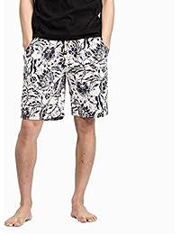 0ba0c47293e6 Overmont Pantaloncini Spiaggia Uomo Traspirante Calzoncini da Bagno per  Spiaggia Mare Piscina
