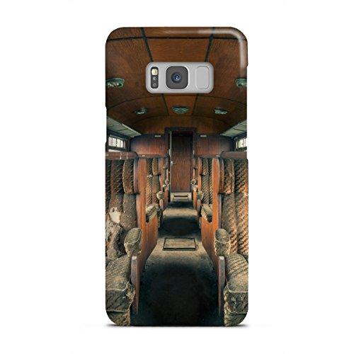 artboxONE Samsung Galaxy S8 Premium-Case Handyhülle Holzklasse von Michael Schwan