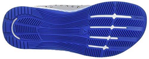 Reebok Crossfit Nano 7.0 B, Scarpe Sportive Indoor Uomo Multicolore (White/awesome Blue/primal Red/black/skull Grey)