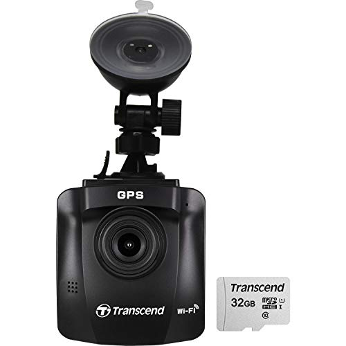 Transcend TS-DP230M-32G DrivePro 230 Dash Camera Dashcam