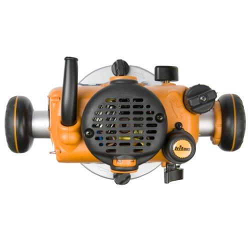 Triton MOF001 Doppelfunktions-Präzisionsoberfräse, 1400 Watt - 3