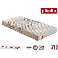 Comparador de precios COLCHÓN LATEX 100 % MODELO POLE ACTIVE DE PIKOLIN 120X190 cm - precios baratos