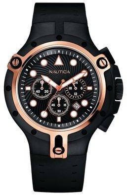 Orologio Cronografo Uomo Nautica NSR 06 CHRONO A28506G cinturino in Resina