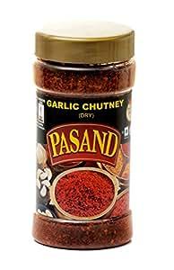 Pasand Dry Garlic Chutney / Lasuni Thecha 200 Gm