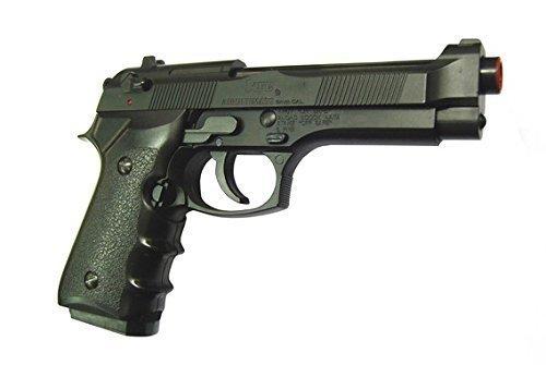 Pistola Softair Beretta 92 Special Elite - 6 mm - molla rinforzata potenza 0,8 joule + 5000 pallini NITRO di precisione