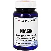 NIACIN 100 mg GPH Kapseln 60 St Kapseln preisvergleich bei billige-tabletten.eu