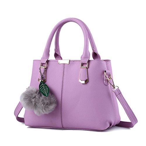 XibeiTrade, Borsa a mano donna Purple