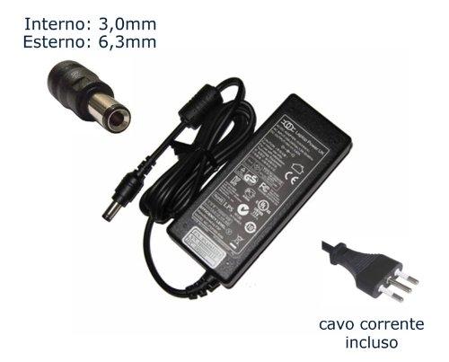 Caricatore per laptop per 15V Toshiba Satellite A20 A20-S207 A20-S208 A20-S259 A20-S2591 A25 A25-S207 A25-S208 A25-S279 A25-S2791 A25-S2792 A25-S307 A25-S3072 A25-S308 A40 A40-S161 A40-S1611 A40-S200 A40-S2001 A40-S270 caricabatterie, adattatore, alimentatore, alimentazione elettrica, notebook, PC Portatile adattatore CA - Marca