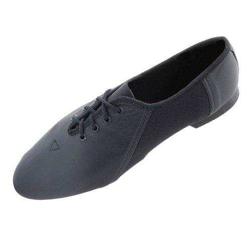 Capezio 493 Neo Jazz-Schuhe von Bloch - Schwarz - Größe 42