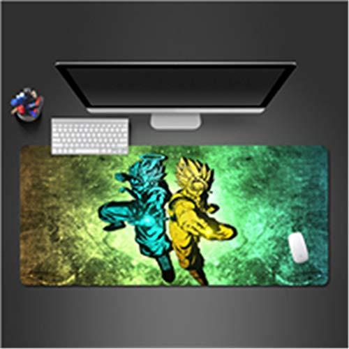 Fashion City Street Mauspad Lock Edge Waschbar Spiel Mauspad Computerspiel Player Pad Die meisten 800x300x2 -