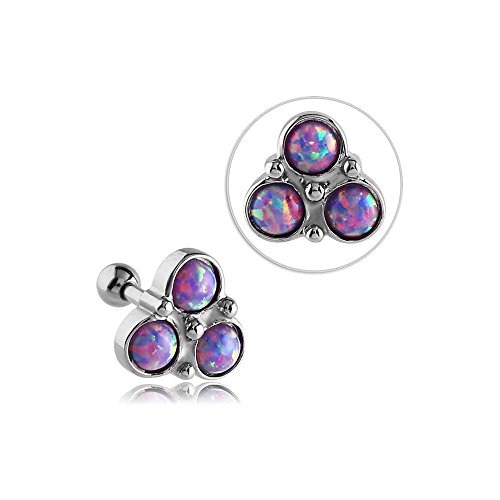 acero-quirurgico-opal-jewelled-trinidad-tragus-barbell-purple